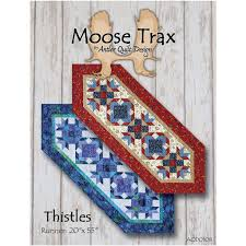 Thistles - Antler Quilt Design, LLC. &  Adamdwight.com