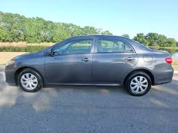 2013 Used Toyota Corolla 4dr Sedan Automatic L at Central Florida ...