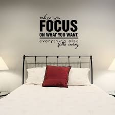when you focus want wall art decals sticker es whenyoufocusiii mickey mouse stickers chalkboard baby room decorative kitchen writing l and stick