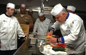 Navy Cook Round The Chuckbox Training Navy Cooks