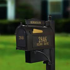 Mailboxes Whitehall Products