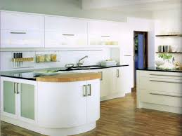 Modern White Kitchen Pictures Of New Kitchens With White Appliances Custom White