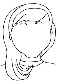 Face Coloring Pages Free Coloring Library