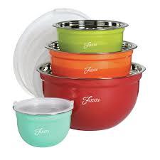 Retro Play Kitchen Set Mixing Bowls Youll Love Wayfair