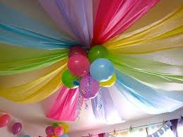 decoration ideas for kids birthday party