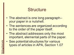 Five Basic Sections of a Research Paper   ppt video online download