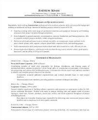 Lead Carpenter Resume Example Carpenter Resume Template Here Preview