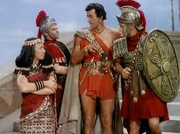 Image result for caesar and cleopatra 1945