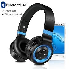 goodmans wireless headphones. high quality headphones for huawei p9 lite mate 9 headset with mic tf card wireless headphone goodmans