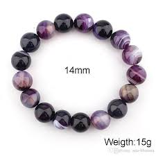 2019 round beads stretch bracelet high quany charms natural amethyst bracelet handmade gemstone bangle women fantasy jewelry h541f from taxidrivebaby