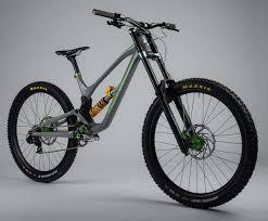 All-new Nukeproof Dissent DH bike sends Adam Brayton downhill real fast |  Racing bikes, Moutain bike, Best bmx