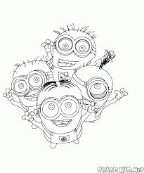 Small Picture Our Suggestions Picture for Despicable Me 2 Coloring Pages Margo