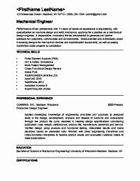 Mechanical Engineering Resume Examples Classy Mechanical Engineer Resume Samples Mechanical Engineer Professional
