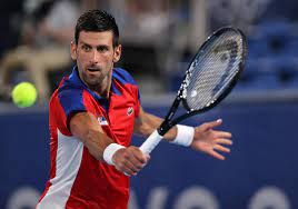 Novak Djokovic, King of the Olympic ...