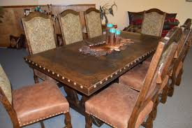Mountain High Furniture Western Dining Tables Made In Colorado