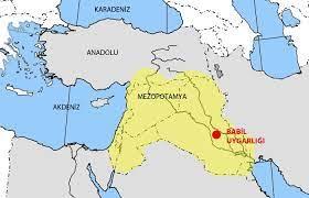 Mezopotamya Medeniyetleri Nedir