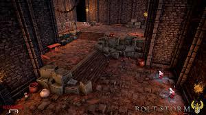 Dungeon Lighting Bolt Storm Dev Update 2 New Environment Lighting News