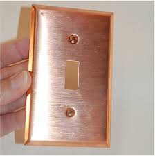 light switch wall plate covers amazing copper light switch plates cool light switch covers copper er