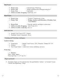 Resume Format Mechanical Engineer Elegant Mechanical Engineer Resume Unique Mechanical Fresher Resume Format