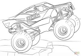 Recently, with the evolution of the avenger's timeline in the marvel cinematic universe even the mere idea of a super samurai version of iron man cross with overwatch's genji doesn't seem fair. Iron Man Monster Truck Super Coloring Monster Truck Coloring Pages Truck Coloring Pages Online Coloring Pages