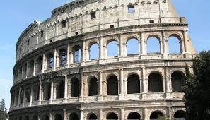 Колизей строительство история и интересные факты фото  Над императорским рядом находилось три этажа каждый из которых был предназначен для зрителей определённой категории