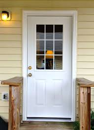 best nova exteriors door projects images on nova a simple white steel side entry door with