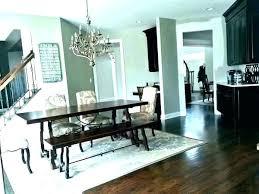 dining room rugs size under table dining room carpet or hardwood average rug size design under