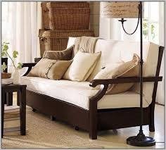 white futon living room set living room