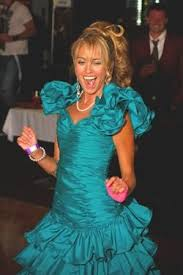 image result for 1980 s prom dresses