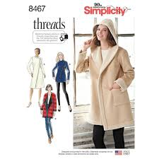 Coat Sewing Patterns