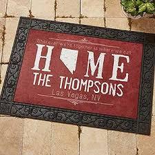 Image Wedding Gift Personalization Mall Personalized Doormats Welcome Mats Personalization Mall