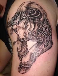 быки Tattoo World