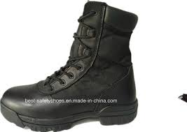 china full grain leather boots with md outsole china army boots tactical boots
