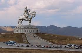 Risultati immagini per Gengis Khan i nei campi di battaglia