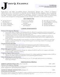 Sample Of Experience Resume Targeted Resume Samples Sample Resume 1
