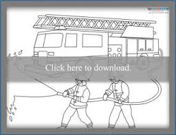 Free Fire Engine Coloring Pages Lovetoknow