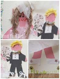 Wedding Card Collage Diy Wedding Card For Kids To Their Teacher Love Is Red Ted