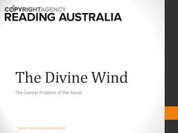 Task  The Divine Wind Consider the specific narrative choices made