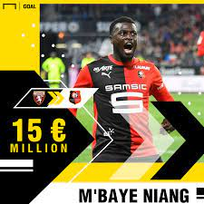 Official: Rennes sign Senegal's Mbaye Niang from Torino