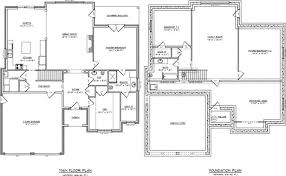 I Wish That I Had Seen This Before We Built Our House I LOVE Open Floor Plans For One Story Homes