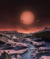 Descubren tres planetas «potencialmente habitables» similares a la Tierra |  Leonoticias