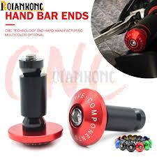 hand bar ends 22 mm motorcycle handlebar grips caps for ktm 390 690 smc 950 200 125 1290 990 super duke r smt smr