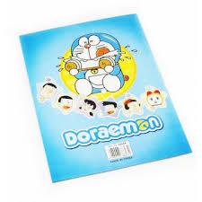 china cartoon exercise book