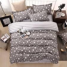 classic bedding set 5 size grey blue flower bed linens set duvet cover set past bed sheet ab side duvet cover bed comforter duvet cover comforters and
