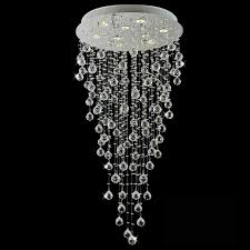 amazing raindrop chandelier lighting 18 crystal contemporary modern light fixtures simple large chandeliers candle hanging table lamp ceiling fixture long