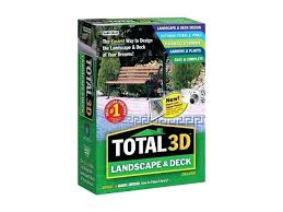 total 3d landscape deck deluxe total home design deluxe total 3d