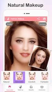 youface makeup makeover studio apk screenshot