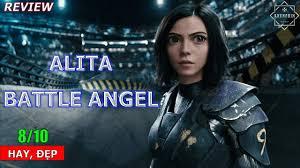 Review phim Alita: Thiên Thần Chiến Binh – Tuyệt tác mãn nhãn và hấp dẫn  của James Cameron