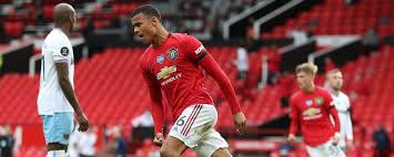 Has somewhat regressed since signing a bumper new contract. Manchester United Vs West Ham United Football Match Report July 22 2020 Football Ace