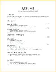 How To Write A Resume How To Write A Basic Resume Write Resume ...